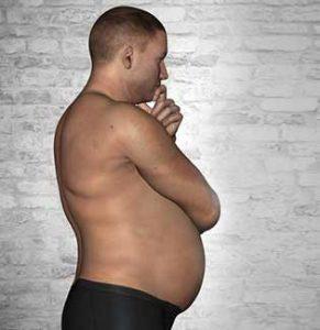 bulging-belly-curved-spine