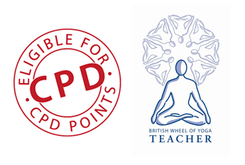 cpd and british wheel of yoga teacher