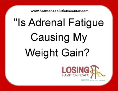is-adrenal-fatigue-cause-for-weight-gain