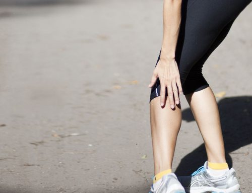 Itchy legs, running, the gut and skin disorders