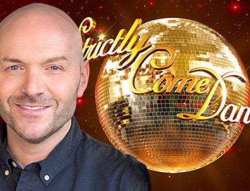 Men do Pilates featuring TV chef & Strictly ace Simon Rimmer