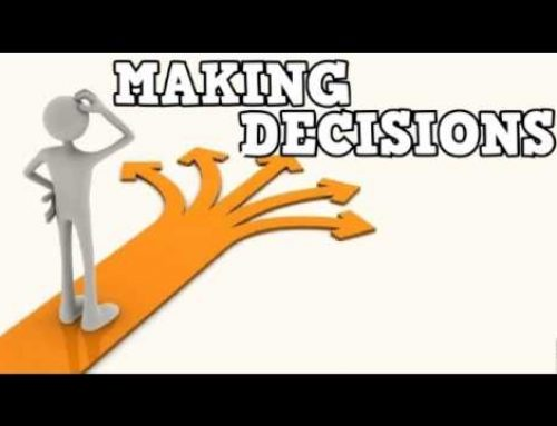 Take seven breaths before making a decision