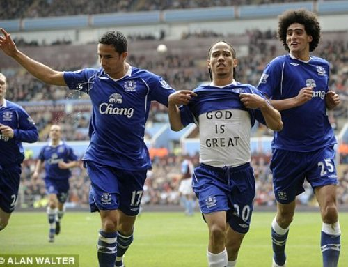 Talent, skill & footballer Steven Pienaar