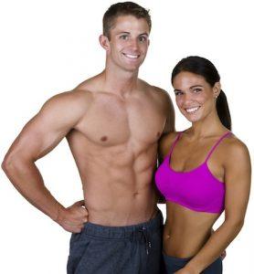 fit-man-en-vrouw