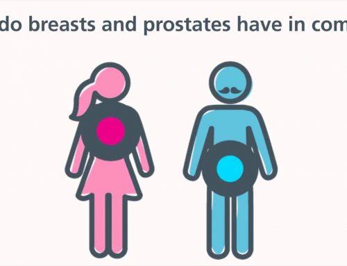 Oestrogen overload in men =  Prostatitis & man boobs