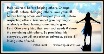 Help-yourself-before-helping-others