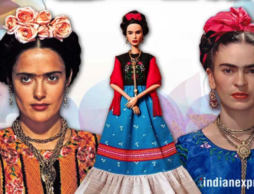 What has Frida Kahlo's eyebrows and my Pilates studio got in common?