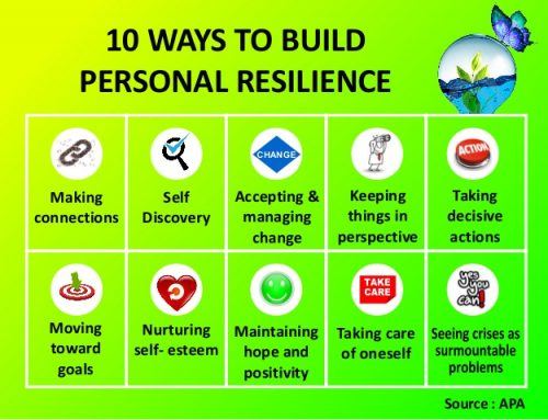 Creating stability & resilience in times of crisis