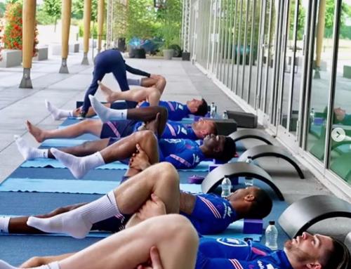 England FC do Pilates