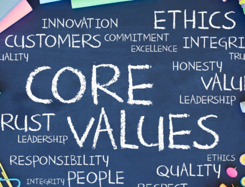 Finding your true core values